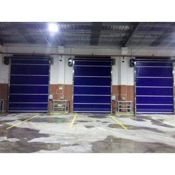 Customized Aluminium Alloy Rapid Roll Up Door