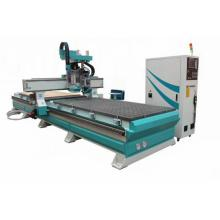 Leading for CNC Routers,Diy CNC Router,CNC Wood Router Manufacturer in China Double Worktable Wood Cabinet Making CNC Routers supply to Mauritania Manufacturers