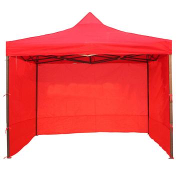 Portable steel frame pop up waterproof uv tent