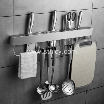 Kitchen Movable Tool Storage Rack
