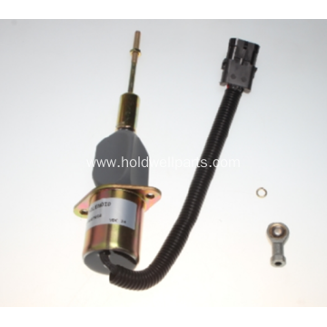 High Quality for Electrical Parts For John Deere,John Deere Electronic Parts Outlet,John Deere Electronic Components Manufacturer in China Holdwell Shutoff Solenoid RE53507 for John Deere Tractor supply to Saint Vincent and the Grenadines Manufacturer