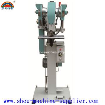 Hot selling attractive price for Eyelet Punching Machine Automatic Five-Claw Nail Riveting Machine JD-501S/X supply to Indonesia Exporter