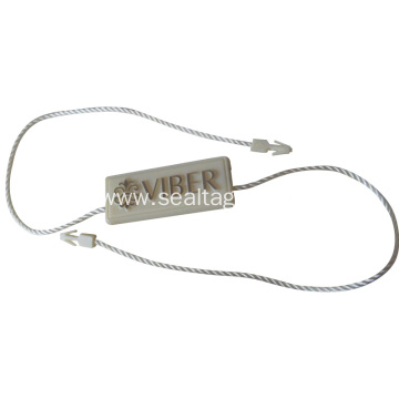 hang tag plastic string