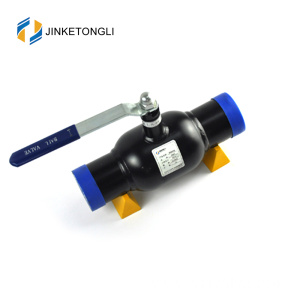 JKTL1W004 Stainless Steel Fully Welded Ball Valve for Gas Oil