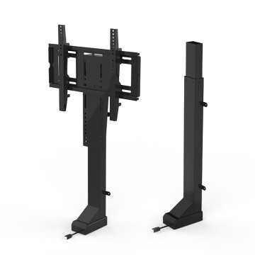 Electric Height Adjustable Tv Lift System Remote Control