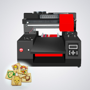 chocolate cake photo printing machine