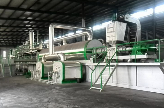 Living Garbage Processing Equipment