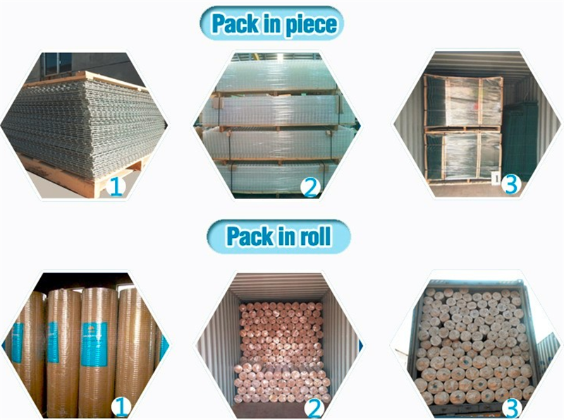 wire mesh fence package