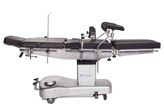 Manual Hydraulic Operation Theatre Table