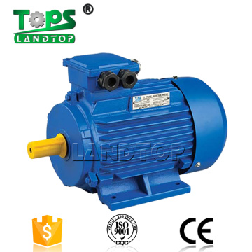 LANDTOP Y2 380v electric motor 1hp 5hp