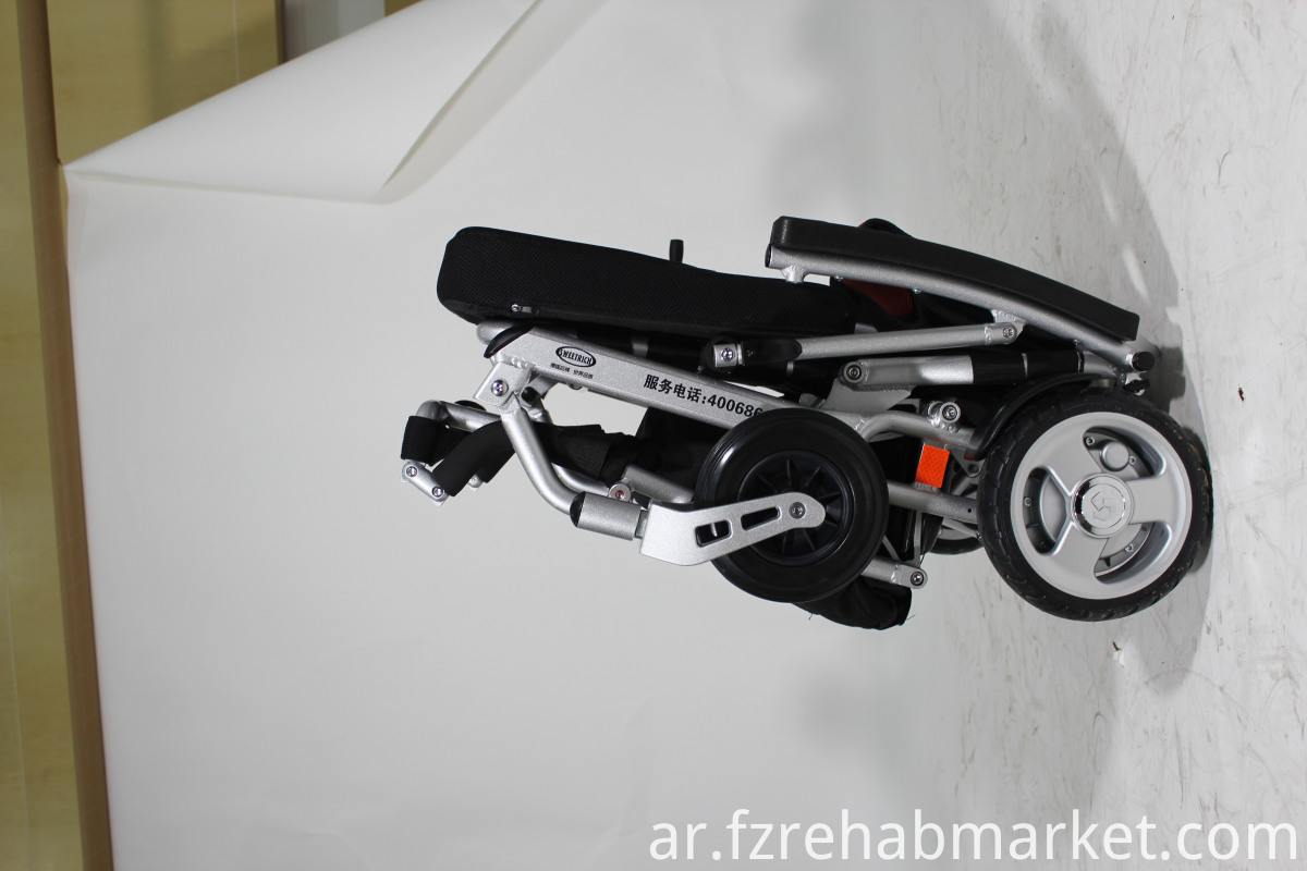 Wheelchair with Lithium Battery for Kids