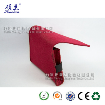 Wholesale customized design felt purse felt card bag
