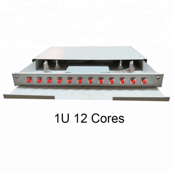 Fiber Optic Patch Panel 12 Core Pigtail