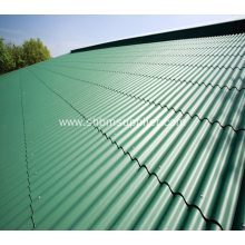 Impact-Resistant Anti-UV Insulating PET Film MgO Roof Sheet