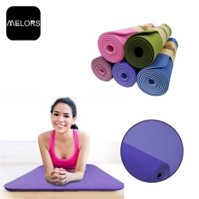 Melors Eco-friendly TPE Gym Yoga Mat