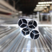 Good Quality for Double Curtain Rod Curtain rod Roman rod aluminum profile export to Pitcairn Factories