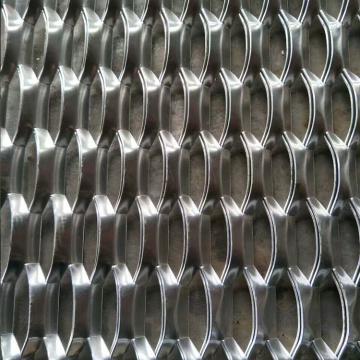 Professional Model Accessories Galvanized Expanded Mesh