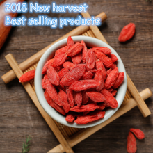 Low Pesticides Goji Berries 2018 New Harvest