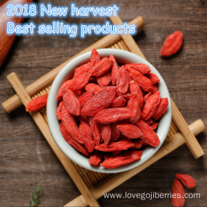 Wash-free Goji Berries