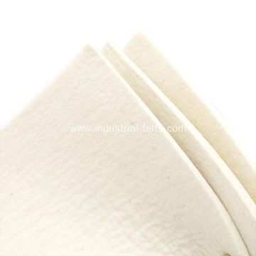 2mm needle punched waterproof absorbing oil nonwoven felt