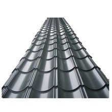 New Building Material 828 Glazed Steel Roof Sheet