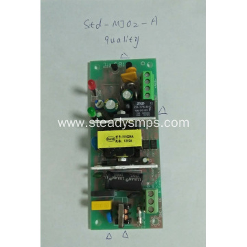 Plastic Boxed Power Supply UPS 12V 7AH BATT