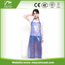 Romantic Color PVC Apron for Women