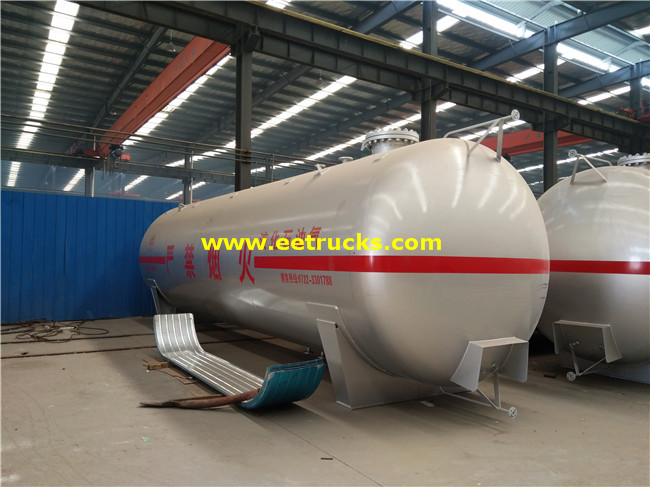 ASME LPG Storage Tanks