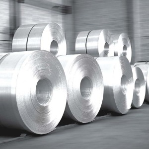 Aluminium cold rolled coil 7075 T6