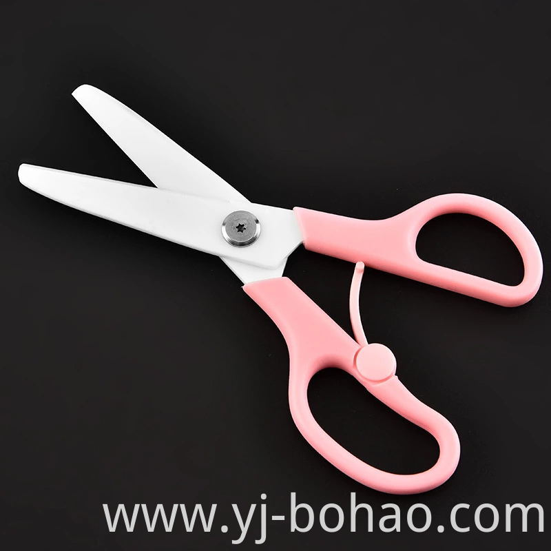 ceramic kitchen scissor