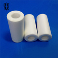 custom made Al2O3 alumine ceramic shaft sleeve tube