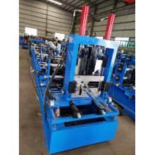 c purlin roof design roll forming machine