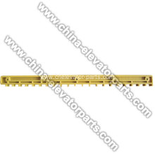 Mitsubishi Escalator Comb(demarcation line) Yellow