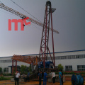 High Safety Coefficient Self Climbing Cranes