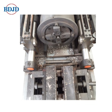 Reinforcing Bar Thread Rolling Machine