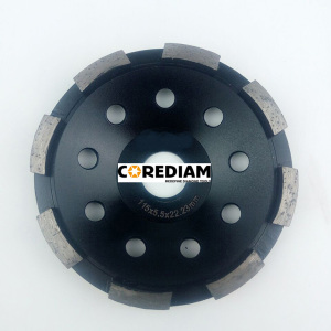 115mm Single Row Cup Wheel