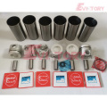 ISUZU 6SA1-TC rebuild overhaul kit gasket bearing piston