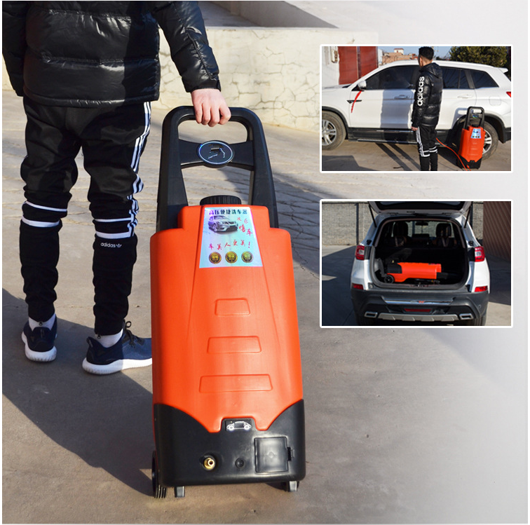 Car Washer Portable 10
