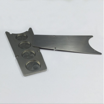 Machining 304 Stainless Steel Plate