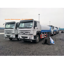 High Efficiency 25CBM Water Tank Truck
