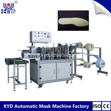 Nonwoven Insole Making Machine