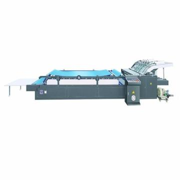 TMB-lift-down semi automatic vacuum flute laminator machine