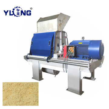Yulong GXP tipo Chips Hammer Mill Machine