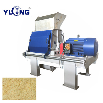 Yulong GXP type Chips Hammer Mill Machine