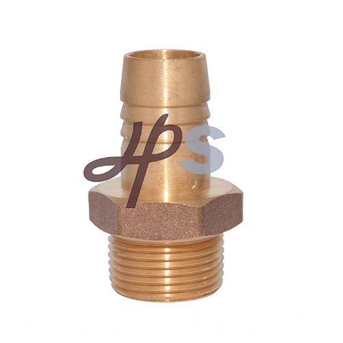 Bronze Hose Fitting 2
