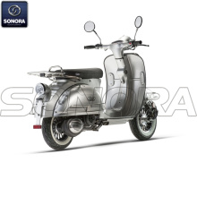 MASH SIXTY 125cc GRIS ARGENT Body Kit Engine Parts Original Spare Parts