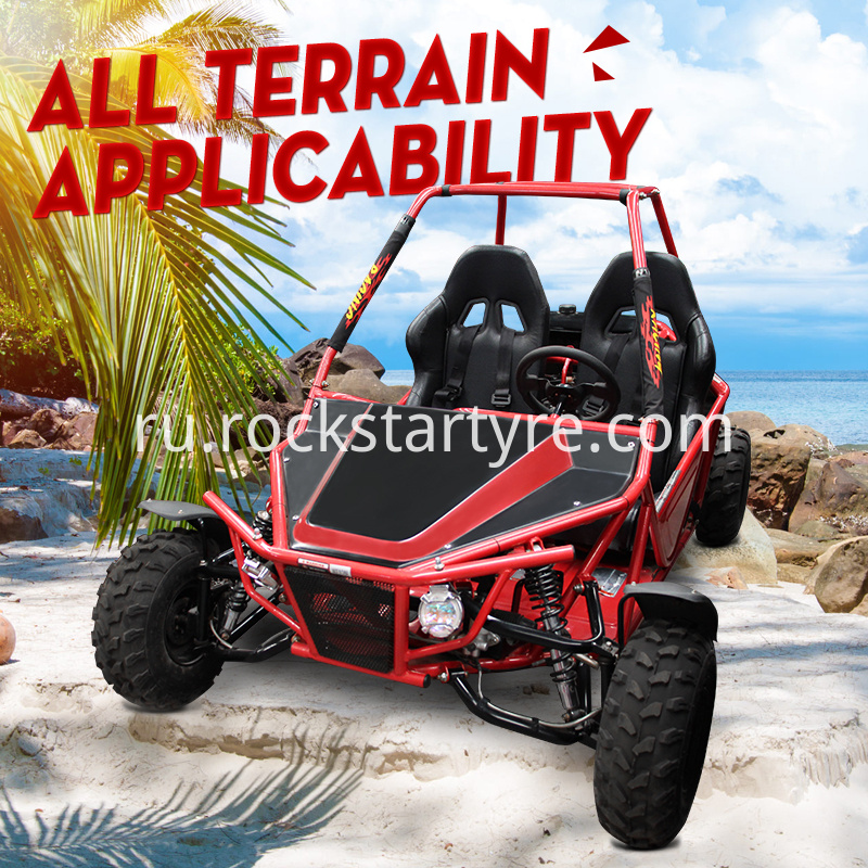 High Quality Go Karts For Adults Ride On Atv Car