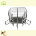 Heavy Duty Dog Cage With Wheels