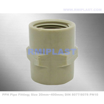 PPH Female Thread Coupling PN10