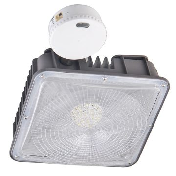 50W Led Low Bay Garage Light Motion Sensor